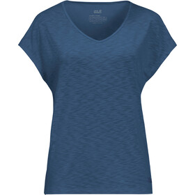 Jack Wolfskin Travel T-shirt Femme, ocean wave